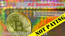 Satoshi Ocean Bitcoin Faucet Tutorial