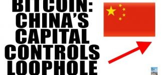Bitcoin: Secret Loophole for China as Yuan Near CRITICAL Level!