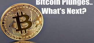 BITCOIN PLUNGES! This Is What's Next For Bitcoin. By Gregory Mannarino