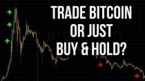 Should You Trade Bitcoin Or Just Buy & Hold?