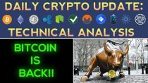 ALTCOINS FALL AS BITCOIN BOUNCES!? (12/26/17) Daily Update + Technical Analysis